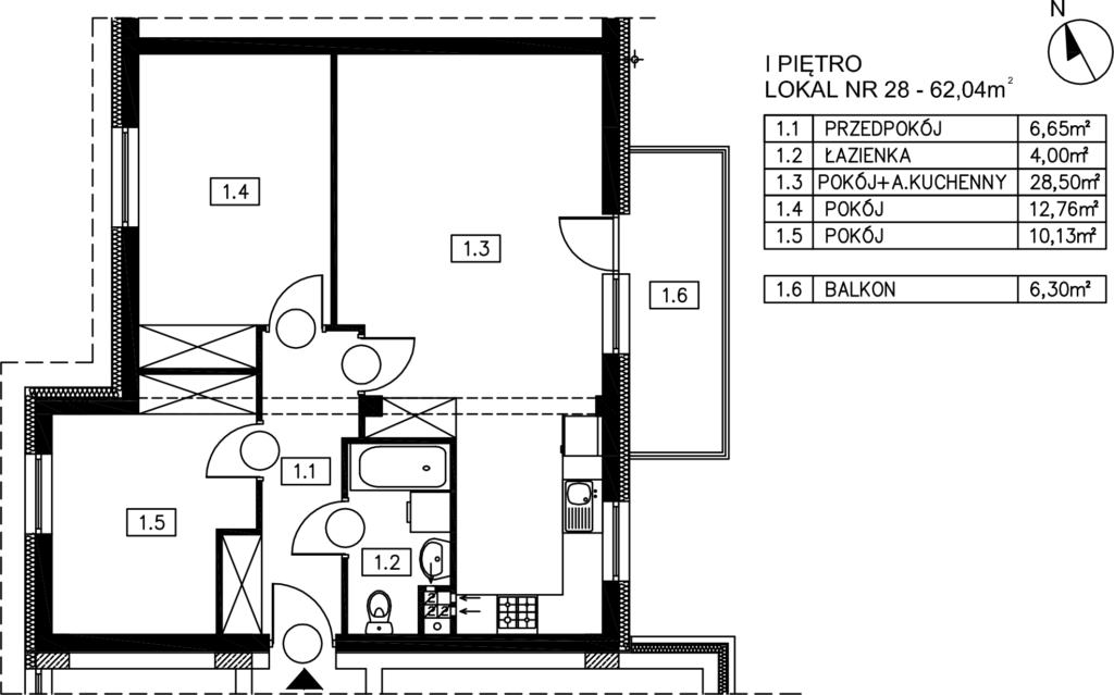 LOK NR28_III_ETAP_PIĘTRO