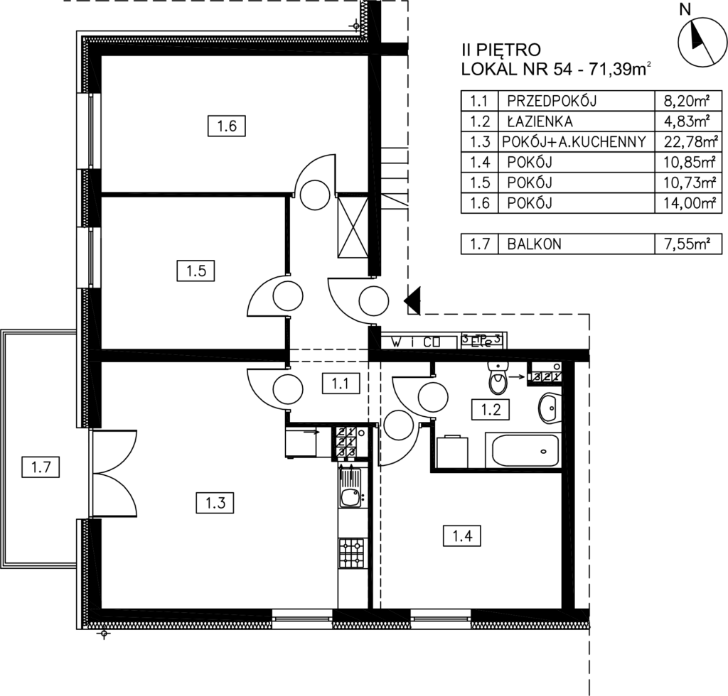 LOK NR54_III_ETAP_IIPIĘTRO